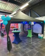 Pagode Partytent 4x4 meter