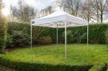 Vouwtent Grizzly Outdoor 4x4 m PVC GO-UP50 Wit