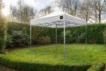 Easy Up 3x3 m GO-UP50PVC Wit Grizzly Outdoor