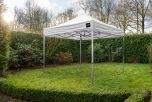 3x3 GO-UP Easy Up vouwtent Wit Grizzly Outdoor