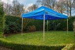 Grizzly Outdoor vouwtent 3x4,5 m GO-UP50 Blauw
