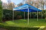 Vouwtent Grizzly Outdoor 3x6m Blauw GO-UP50 Grizzly Outdoor