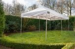 Grizzly Outdoor Easy Up partytent 3x6 m GO-UP50-PVC Wit