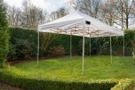 Grizzly-outdoor vouwtent easy-up All Season Ribstop PVC Dak Easy Up 3x6 wit