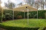 GO-UP50 Easy-up 3x3m -Aluminium | Partytent-Online®