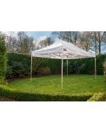 Easy Up partytent 3x4,5 m Pro-50 Wit Grizzly outdoor