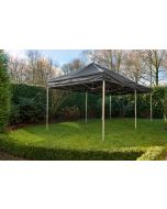 Easy Up partytent 3x6 m Pro-40 Zwart Grizzly Outdoor