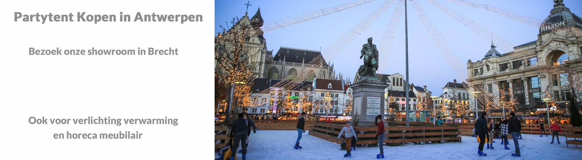 Partytent Antwerpen