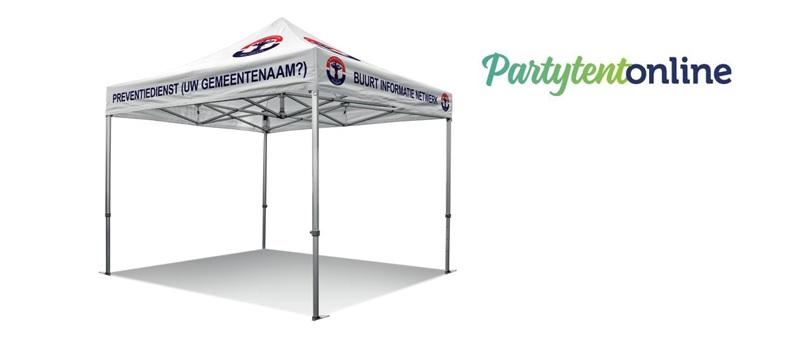 BIN tent